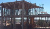 royal golf villas la cala hills mijas oost marbella nieuwbouw villa onder constructie te koop constructie