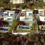 royal golf villas la cala hills mijas oost marbella nieuwbouw villa onder constructie te koop eerstelijns golfzicht