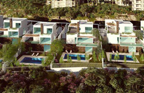 Royal Golf Villas: zes eerstelijns golf villa's onder constructie (La Cala Hills)