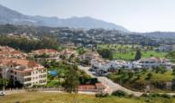royal golf villas la cala hills mijas oost marbella nieuwbouw villa onder constructie te koop golfzicht