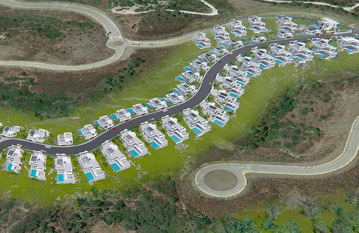 the view villas selwo nieuwbouw project modern te koop zeezicht laguna village off plan masterplan