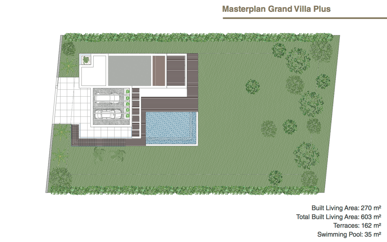 the view villas selwo nieuwbouw project modern te koop zeezicht laguna village off plan masterplan grand villa plus