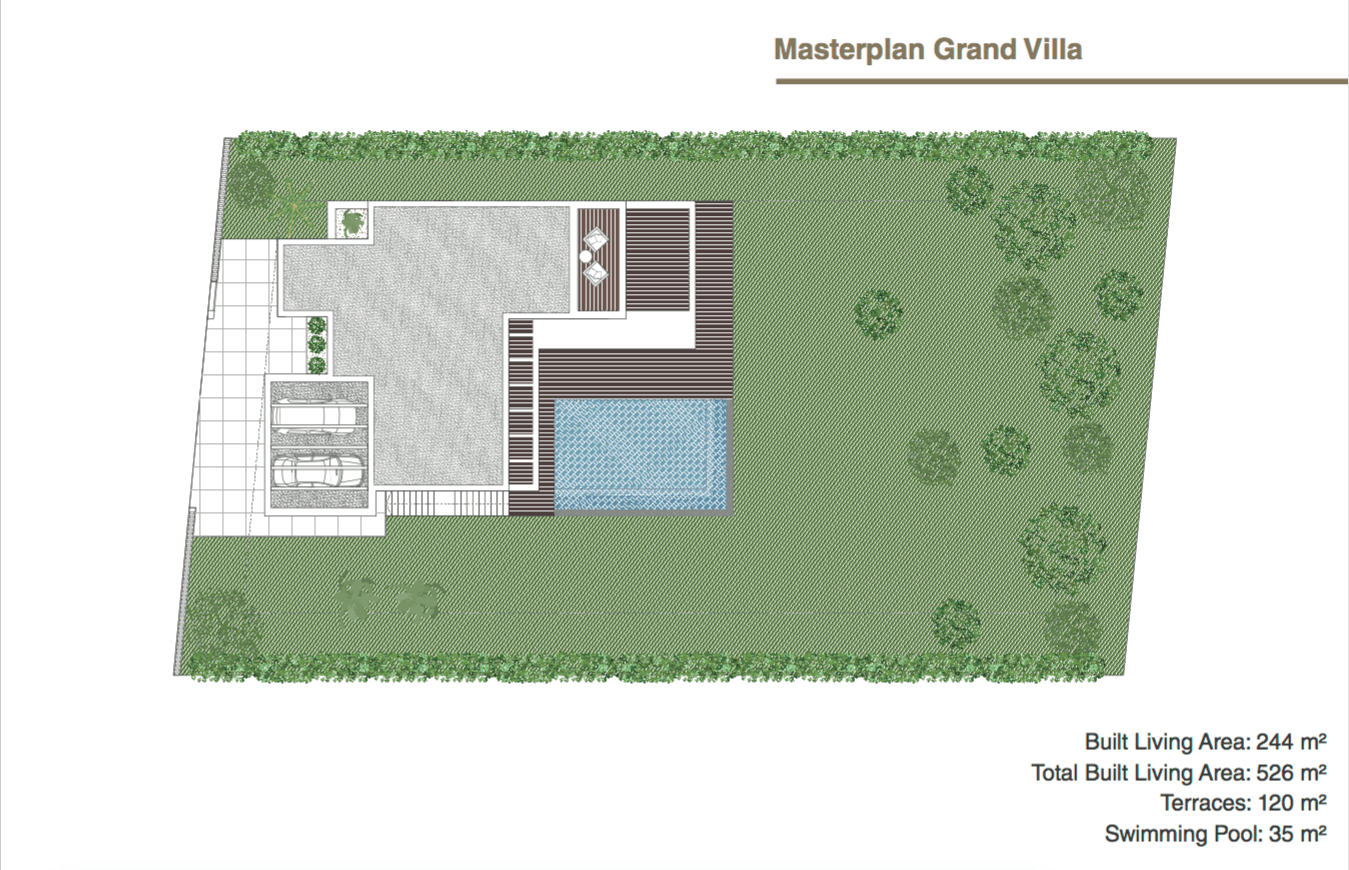 the view villas selwo nieuwbouw project modern te koop zeezicht laguna village off plan masterplan grand villa