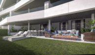 valley homes valle romano golf resort estepona costa del sol modern nieuwbouw appartement penthouse kopen zeezicht gelijkvloers tuin
