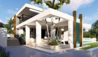 villa atalaya beste deal alqueria golf benahavis new golden mile zeezicht modern off plan nieuwbouw design