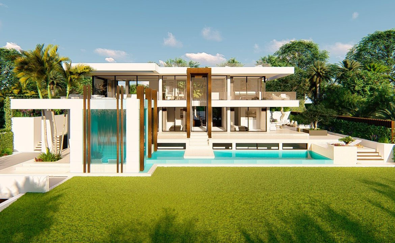villa atalaya beste deal alqueria golf benahavis new golden mile zeezicht modern off plan nieuwbouw koopje