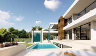 villa atalaya beste deal alqueria golf benahavis new golden mile zeezicht modern off plan nieuwbouw zwembad