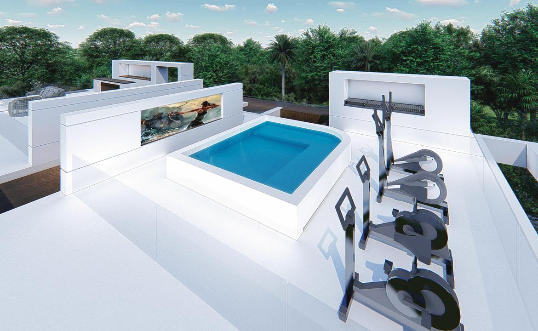 villa newly build off plan benahavis golf atalaya alqueria sea views for sale roofterrace jacuzzi