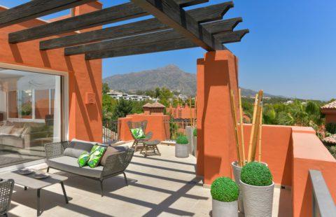 Alminar de Marbella: luxe penthouses in Mediterrane stijl (Nueva Andalucia)