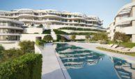 the view marbella zeezicht panoramisch zicht futuristisch modern nieuwbouw benahavis luxe exclusief concierge appartement golf buitenzwembad