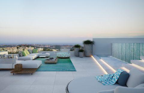 The View Marbella: exclusieve penthouses met zeezicht (Benahavis)