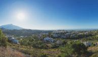 the view marbella zeezicht panoramisch zicht futuristisch modern nieuwbouw benahavis luxe exclusief concierge ligging