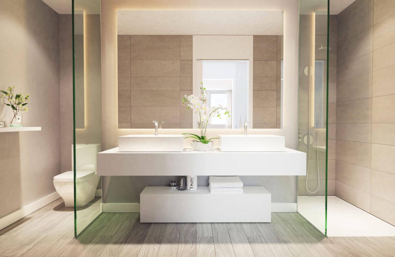 oceana views invest spain bromley cancelada estepona new golden mile marbella zeezicht appartementen penthouses zeezicht golf wandelafstand te koop badkamer