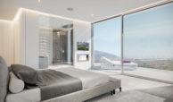 phoenix resort la cala golf kleinschalig luxe exclusief appartement penthouse kopen nieuwbouw modern spa gym concierge omheind bed