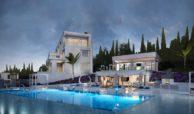 phoenix resort la cala golf kleinschalig luxe exclusief appartement penthouse kopen nieuwbouw modern spa gym concierge omheind complex