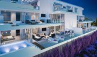 phoenix resort la cala golf kleinschalig luxe exclusief appartement penthouse kopen nieuwbouw modern spa gym concierge omheind plungepool