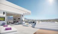 phoenix resort la cala golf kleinschalig luxe exclusief appartement penthouse kopen nieuwbouw modern spa gym concierge omheind ruim terras