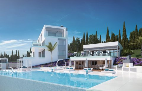 Phoenix Resort: exclusief boetiek project met golf en zeezicht (La Cala)
