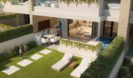 velaya new golden mile estepona marbella eerstelijns zee strand zeezicht exclusief appartement te koop huis