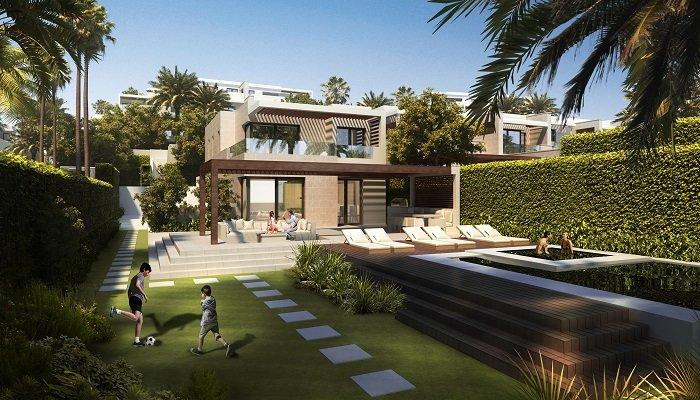 velaya new golden mile estepona marbella eerstelijns zee strand zeezicht exclusief appartement te koop luxe