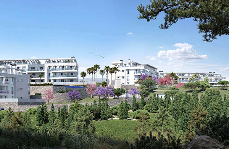 vitta nature mijas oost marbella golf zee chaparral modern nieuwbouw complex