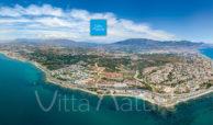 vitta nature mijas oost marbella golf zee chaparral modern nieuwbouw locatie