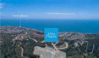 vitta nature mijas oost marbella golf zee chaparral modern nieuwbouw luchtfoto
