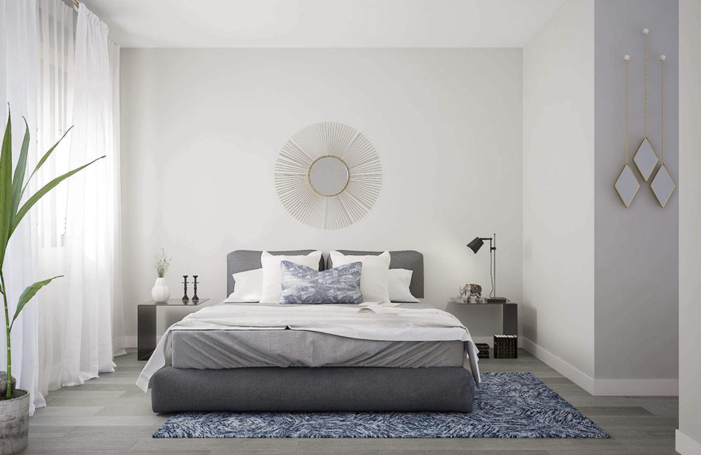 vitta nature mijas oost marbella golf zee chaparral modern nieuwbouw slaapkamer