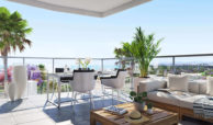 vitta nature mijas oost marbella golf zee chaparral modern nieuwbouw terras