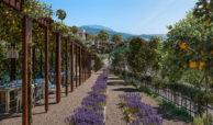be lagom moderne villa kopen marbella benahavis zeezicht nieuwbouw fruitbomen