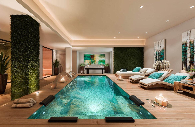 be lagom moderne villa kopen marbella benahavis zeezicht nieuwbouw relax
