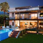 be lagom moderne villa kopen marbella benahavis zeezicht nieuwbouw zwembad