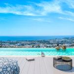 celeste marbella nueva andalucia costa del sol spanje nieuwbouw te koop appartement penthouse puerto banus wandelafstand villa solarium