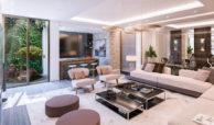 celeste marbella nueva andalucia costa del sol spanje nieuwbouw te koop appartement penthouse puerto banus wandelafstand gym