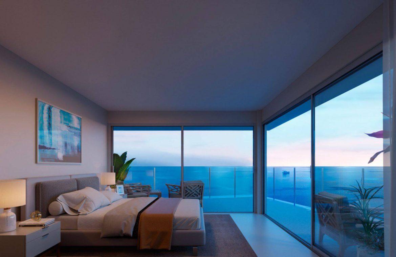 eden mijas te koop townhouses zeezicht wandelafstand strand slaapkamer