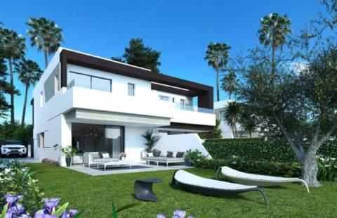 Oasis 22: rustig gelegen nieuwbouw halfvrijstaande woningen (Selwo)