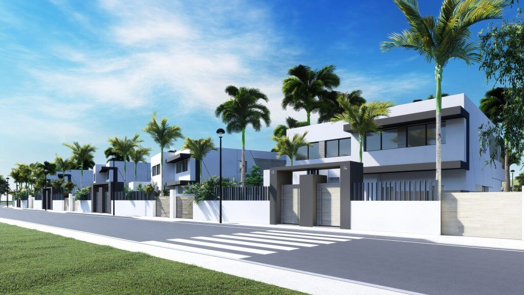 oasis 22 new golden mile marbella estepona costa del sol huis te koop nieuwbouw entree