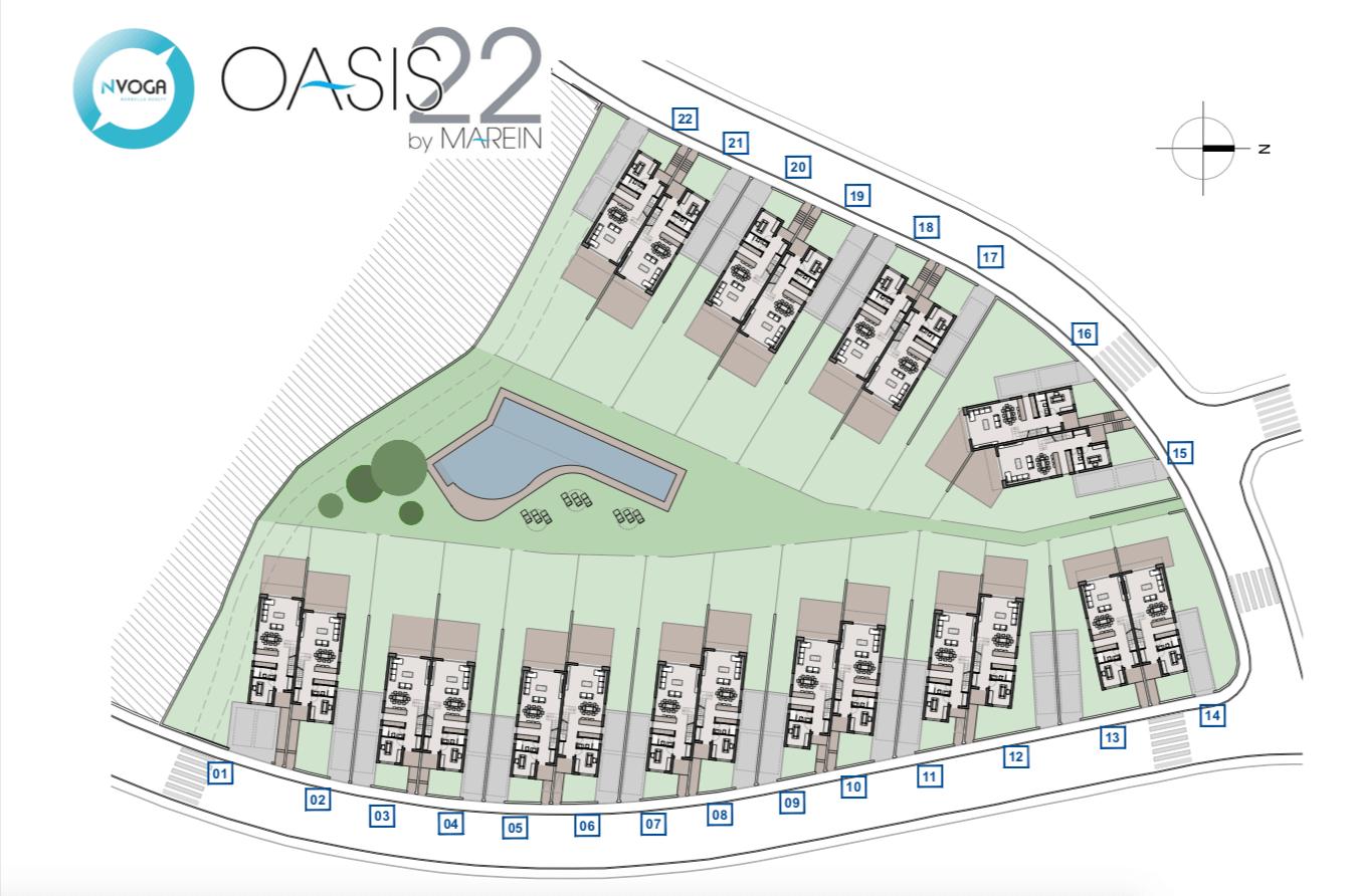 oasis 22 new golden mile marbella estepona costa del sol huis te koop nieuwbouw layout