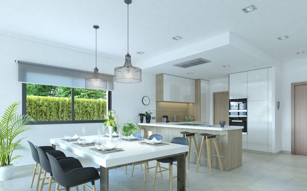 oasis 22 new golden mile marbella estepona costa del sol huis te koop nieuwbouw open keuken