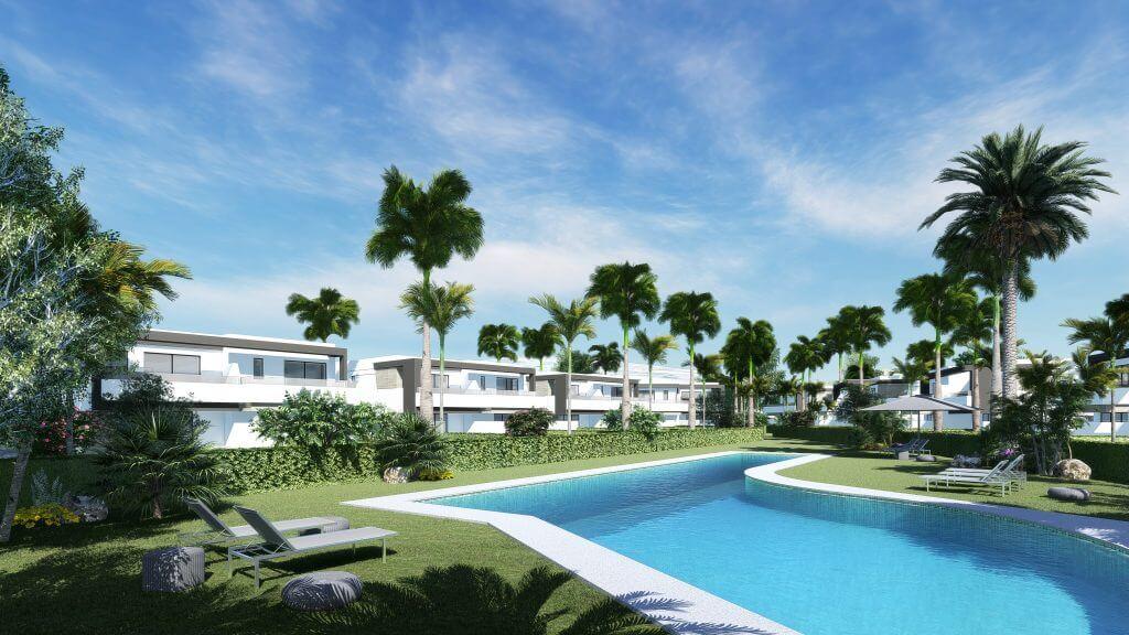 oasis 22 new golden mile marbella estepona costa del sol huis te koop nieuwbouw zwembad