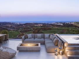 one residences te koop zeezicht moderne neiwubouw la cals de mijas terras