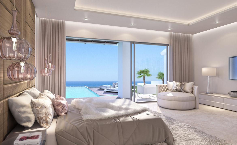 resina heights villa zeezicht golf estepona new golden mile master bedroom