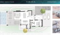 takara moderne villa te koop estepona golf zeezicht gelijkvloers plan