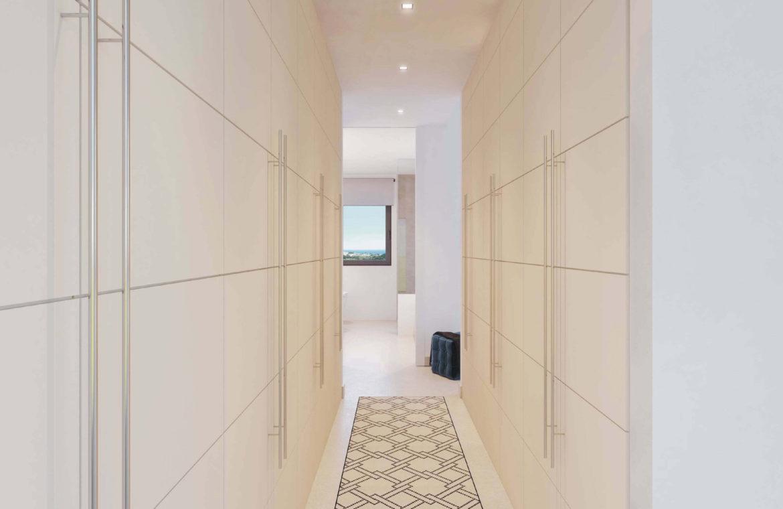 takara moderne villa te koop estepona golf zeezicht dressing 2
