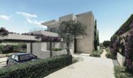 takara moderne villa te koop estepona golf zeezicht inkom