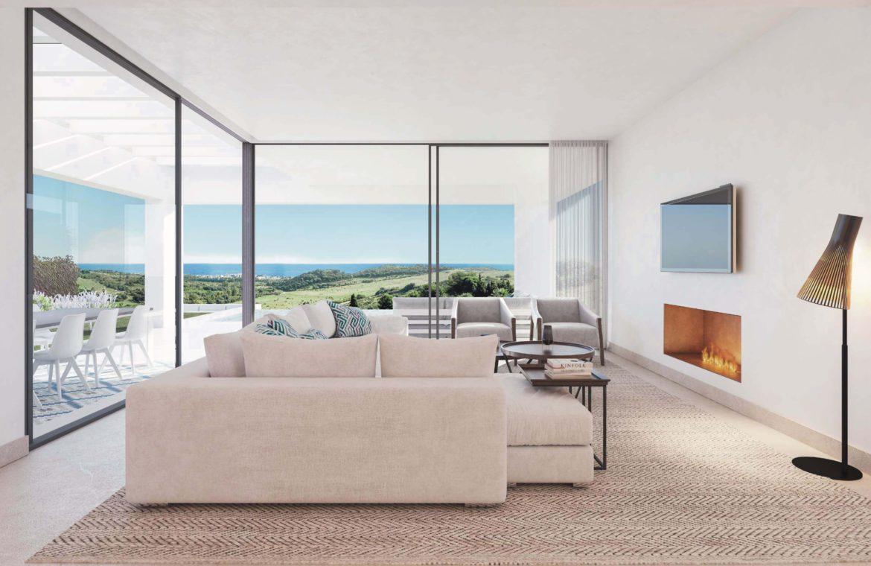 takara moderne villa te koop estepona golf zeezicht living
