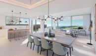 takara moderne villa te koop estepona golf zeezicht open plan living