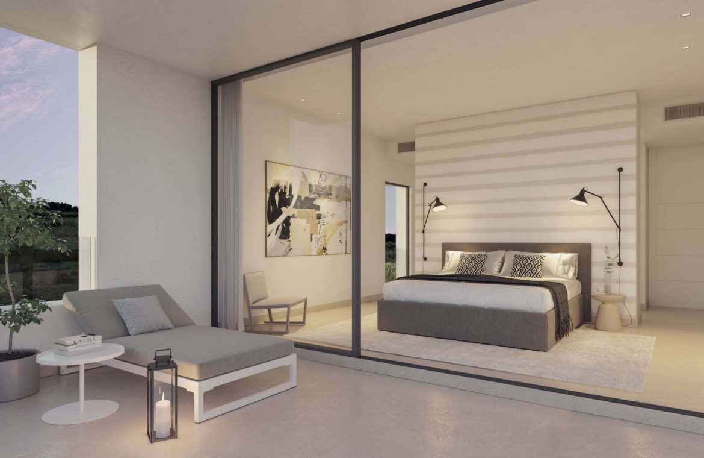 takara moderne villa te koop estepona golf zeezicht terras