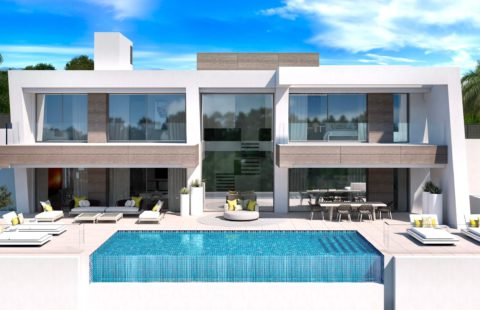 Light Blue: kleinschalig villaproject op de New Golden Mile (Estepona)