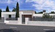 light blue villa kopen costa del sol marbella estepona nieuwbouw modern zicht
